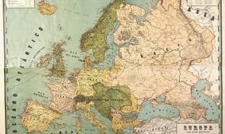 Europa Mapas políticos 1900 - Biblioteca Nacional de España