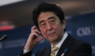Statesmen's Forum: HE Shinzo Abe, Prime Minister of Japan - CSIS | Center for Strategic & International Studies