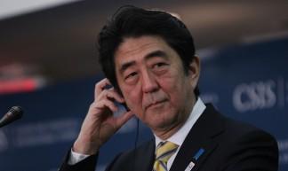 Statesmen's Forum: HE Shinzo Abe, Prime Minister of Japan - CSIS | Center for Strategic & International Studies
