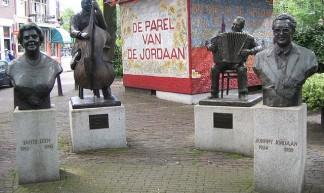 Amsterdam: Jordaan - Jacob Christensen