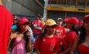 Venezuela blijft verdeeld, plunderingen in Argentinië