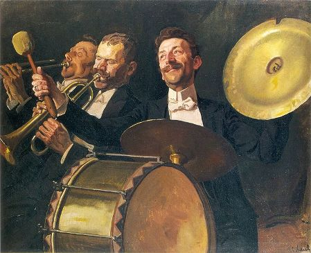 cc commons.wikimedia.org Stanislaw Lents Fanfare Serenade