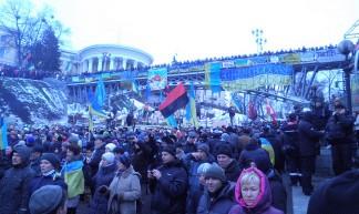 Euromaidan - Jose Luis Orihuela