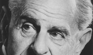 Karl Popper c1980s - LSE Library