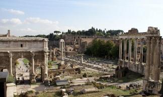 Forum Romanum - Shirley de Jong