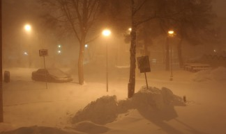 Snow storm - kenny_lex