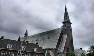 kerk Herensingel Leiden - Gerard Stolk