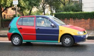 ragga car small - NEFATRON