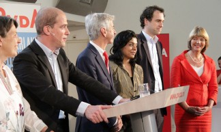 Presentatie concept-kandidatenlijsten Tweede Kamerverkiezingen 12-09-2012 - Partij van de Arbeid