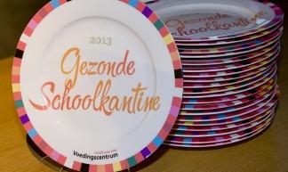 Schoolkantine Sterrendag, Schoolkantine Schalen 2013 - Voedingscentrum