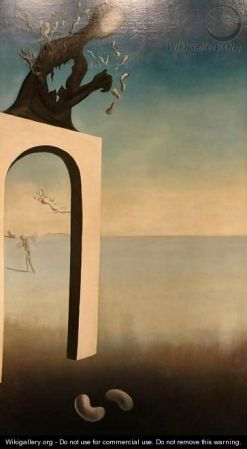 www.wikigallery.org 300018 Salvador Dali Visions of Eternity