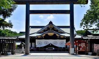 Yasukuni shrine / 靖国神社拝殿 - Toshihiro Gamo