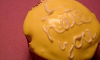 i hate you lemon cake - kayepants
