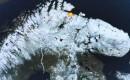 De Finnen willen profiteren van smeltende Noordpool