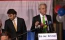Wilders laat aanhang scanderen om 'minder Marokkanen'