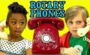 Hoe kinderen vandaag reageren op de telefoon van gisteren