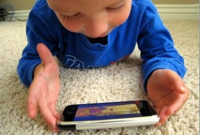 Smartphone as Child Toy - Intel Free Press