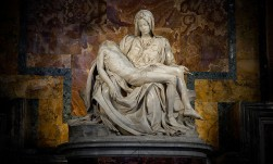 Chapel of the Pieta, St Peters Basilica - Ioja