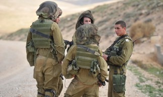 The Givati Reconnaissance Brigade's Final Test - Israel  Defense Forces