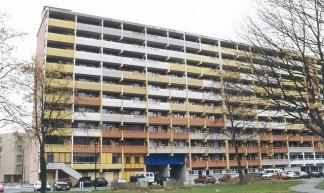 flat in Bijlmer 2 - kodia