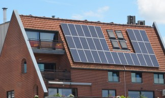 Solar Panels Dutch Homes - JT