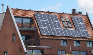 Solar Panels Dutch Homes - JT