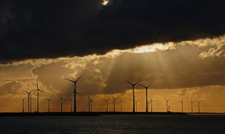 Windpark Westereems - Lutz Koch