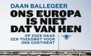 Recensie | Ons Europa is niet dat van hen