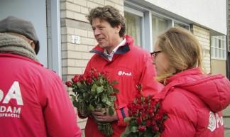 PvdA in de buurt in Rotterdam - Partij van de Arbeid
