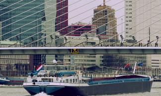 Busy Rotterdam - Pieter van Marion