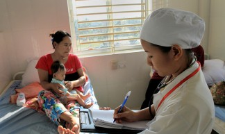 Cambodia: Improving hospitals and healthcare helps save lives - World Bank Photo Collection