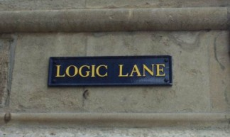 Logic Lane - Anders Sandberg