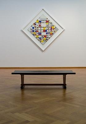 cc Flickr Haags Uitburo photostream Piet Mondriaan Victor Boogiewoogie