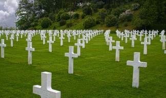 Aisne-Marne Cemetery, France #2 - jinterwas