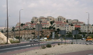 Ma'ale Adummin settlement #2 - michael loadenthal