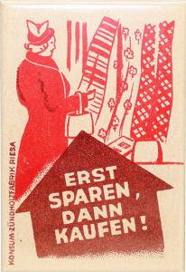 Postkaart uit 1952