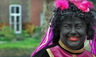 Zwarte Piet in het roze - Gerard Stolk