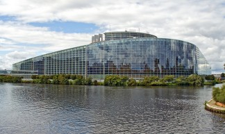 The European Parliament - Gerry Balding