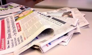 Newspaper colour - Jon S