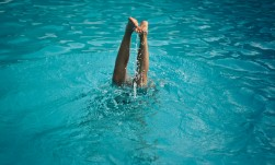 Swimming pool. - Margot Gabel