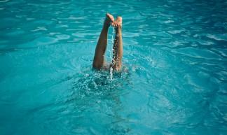 Swimming pool. - Margot Gabel