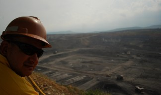 El minero - Santiago La Rotta