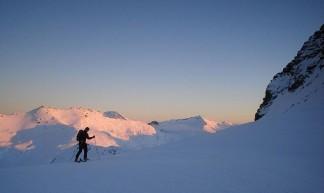 Ski en Tierra del Fuego - Sergio R. Nuñez C.