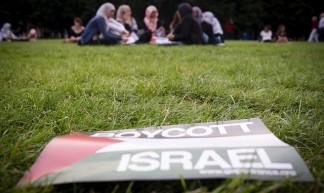 Paris anti-Israeli demonstration, 23rd July 2014 - donaldjenkins