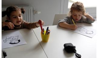 Jeugdboekenweek 2012: Tekenen met Kathleen Amant - Bibliotheek Kortrijk