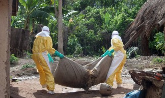 The fight against Ebola in West Africa - European Commission DG ECHO