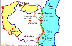 Polen voor en na WOII