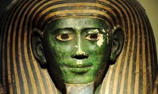 Museum of Antiquities – Coffin of Peftjauneith - Michiel2005