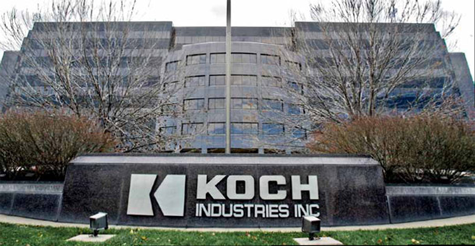 Hoofdkantoor van Koch Industries in Wichita Kansas