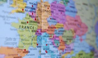 La France dans l'Europe - Celso FLORES